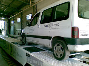 Centro de Inspeccion Tecnica Vehicular Movil